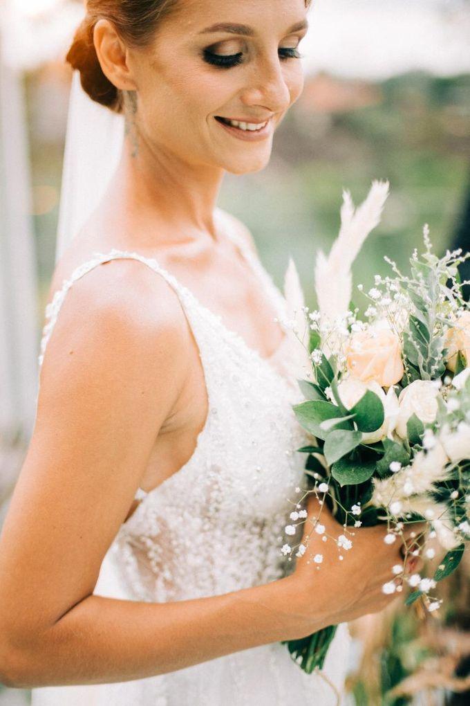 Yannick and Anna Wedding by Element by Westin Bali Ubud - 008