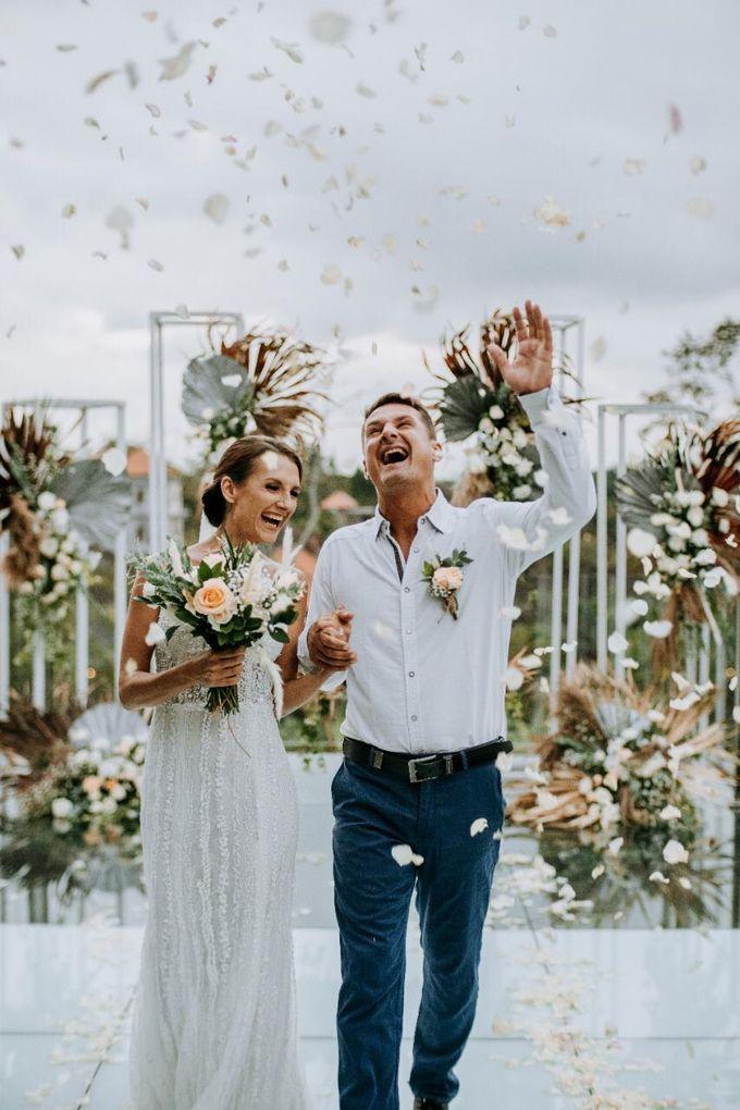 Yannick and Anna Wedding by Element by Westin Bali Ubud - 011
