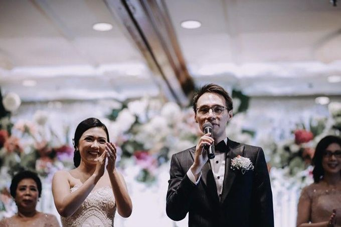 The Wedding of Mia & Riva by MAC Wedding - 003