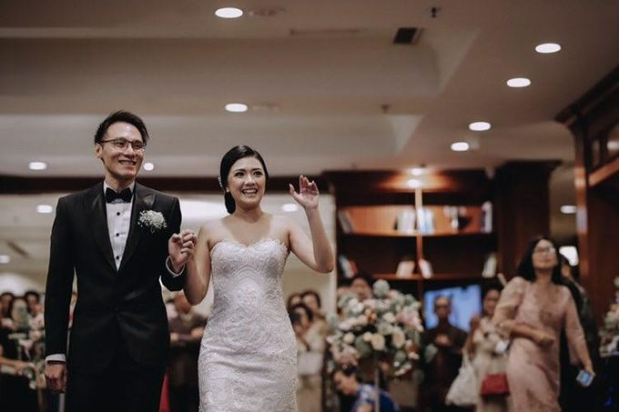 The Wedding of Mia & Riva by MAC Wedding - 005