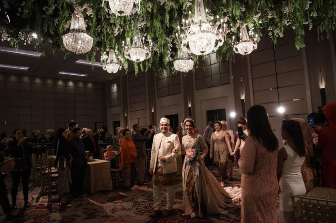 Tsamara & Ismail by Amarillis Floral and Party Decorator - 002