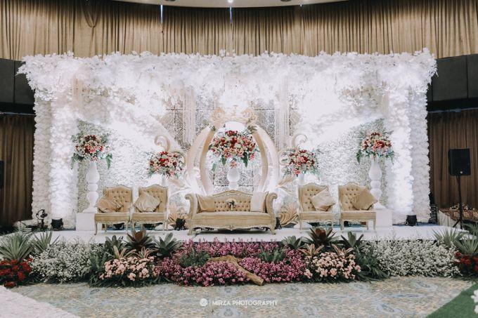 Dina & Akbar by Simple Wedding Organizer - 003