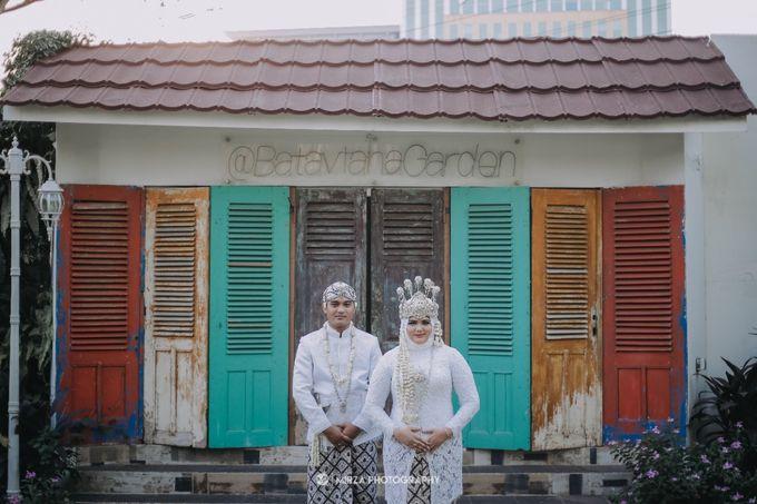 Dina & Akbar by Simple Wedding Organizer - 005