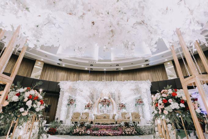 Dina & Akbar by Simple Wedding Organizer - 001