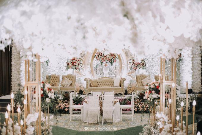 Dina & Akbar by Simple Wedding Organizer - 004