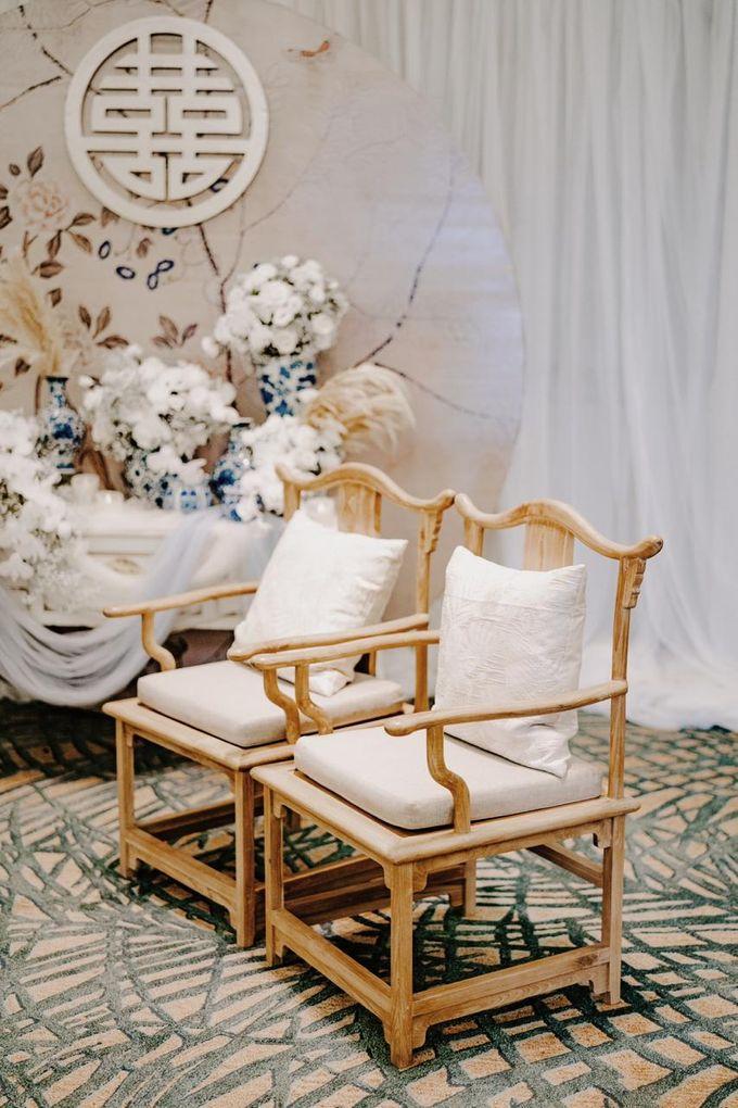 Yansen & Rika Ethereal Bali Wedding by Casabono Wedding - 030