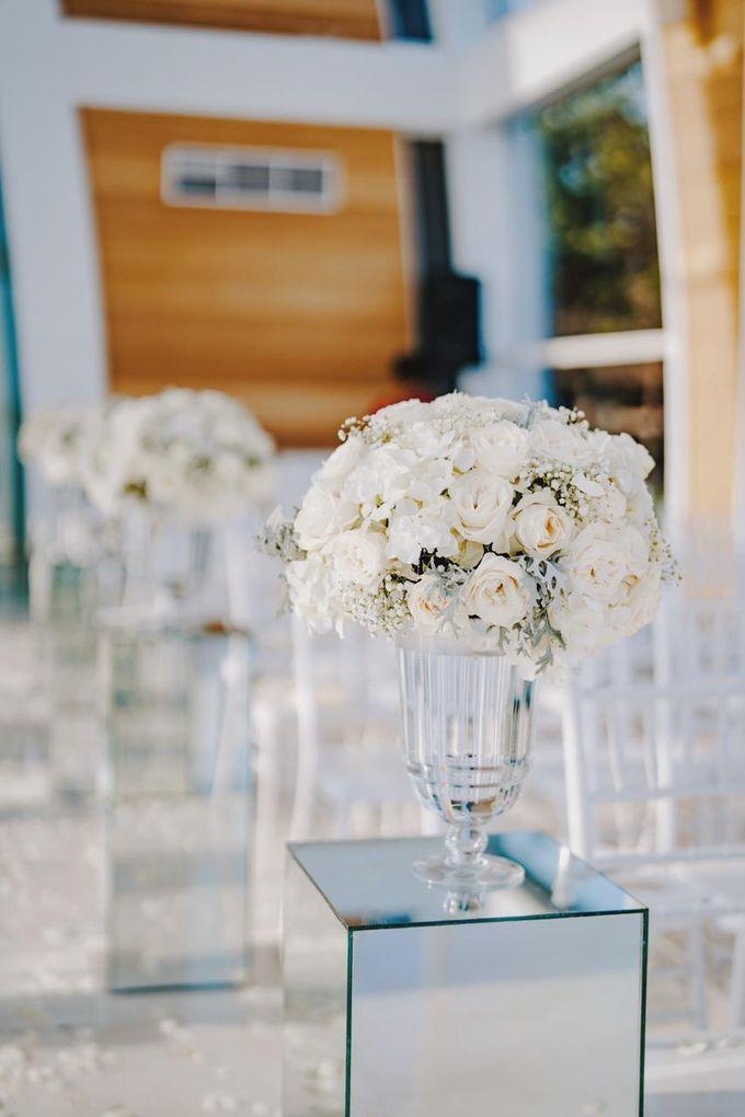 Yansen & Rika Ethereal Bali Wedding by Casabono Wedding - 029
