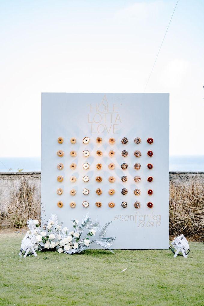 Yansen & Rika Ethereal Bali Wedding by Casabono Wedding - 025