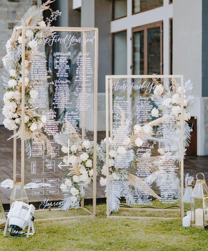 Yansen & Rika Ethereal Bali Wedding by Casabono Wedding - 026