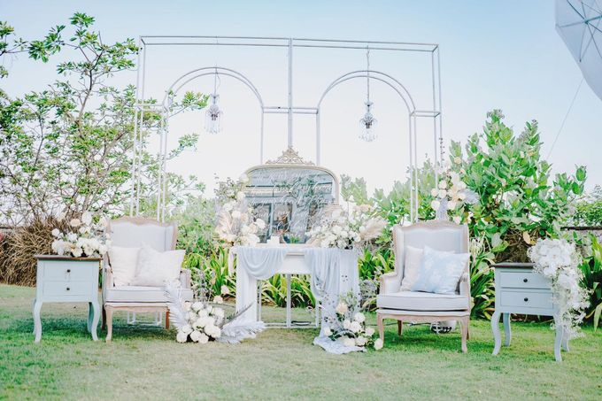 Yansen & Rika Ethereal Bali Wedding by Casabono Wedding - 027