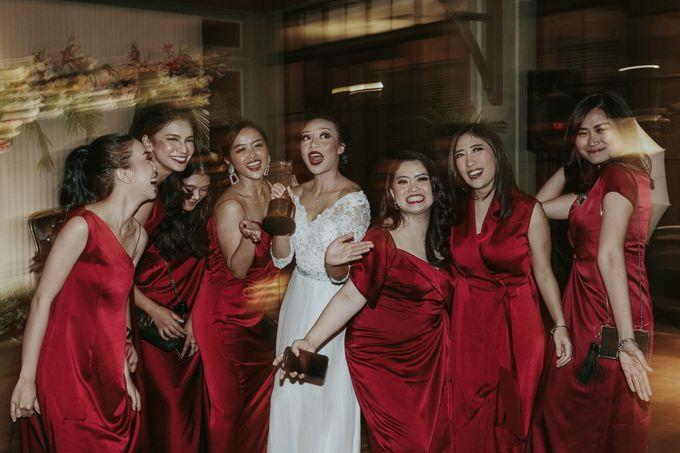 Warm & Intimate Wedding Syiki & Andhika at Suasana Restaurant by Sugarbee Wedding Organizer - 015
