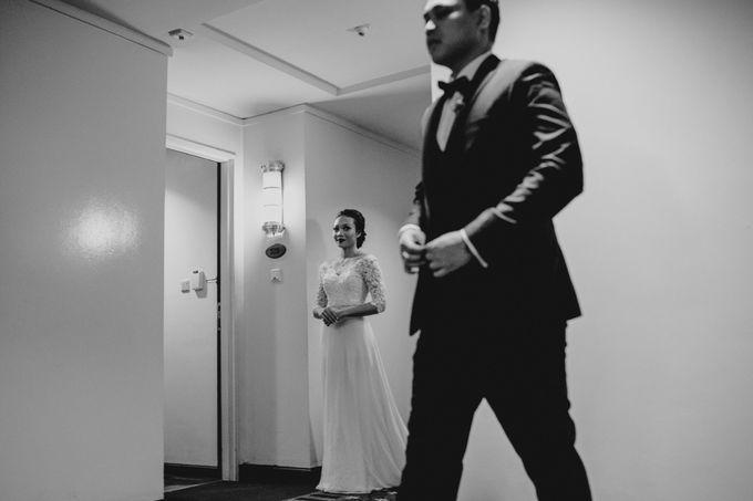 Warm & Intimate Wedding Syiki & Andhika at Suasana Restaurant by Warna Project - 007