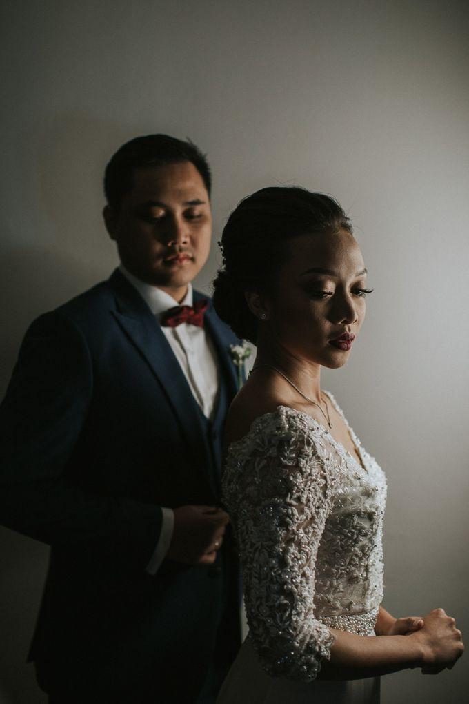 Warm & Intimate Wedding Syiki & Andhika at Suasana Restaurant by Warna Project - 006
