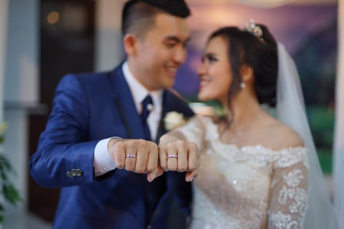 Yovans & Yessika by Double Happiness Wedding Organizer - 004