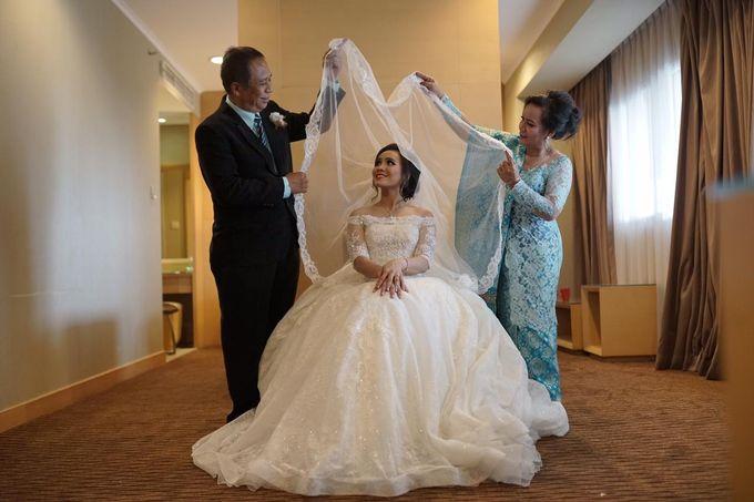 Wedding Organizer for Yovans & Yessika by Double Happiness Wedding Organizer - 005