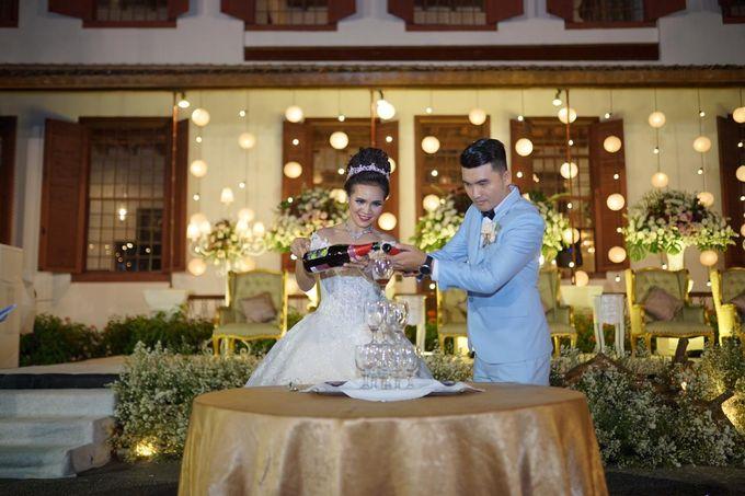 Wedding Organizer for Yovans & Yessika by Double Happiness Wedding Organizer - 007