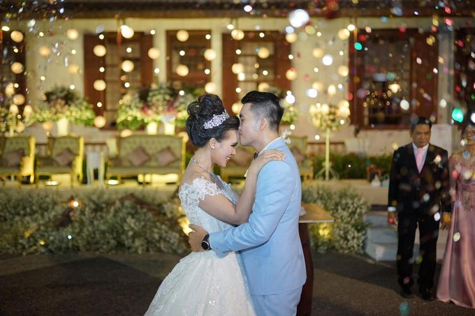 Yovans & Yessika by Double Happiness Wedding Organizer - 008