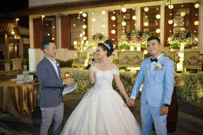 Yovans & Yessika by Double Happiness Wedding Organizer - 009