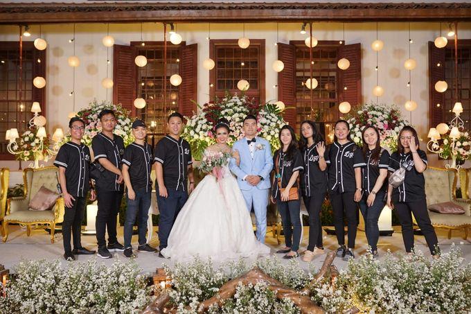 Wedding Organizer for Yovans & Yessika by Double Happiness Wedding Organizer - 014