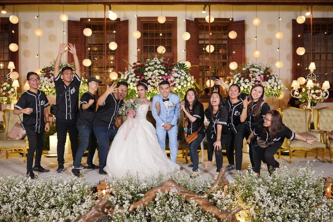 Wedding Organizer for Yovans & Yessika by Double Happiness Wedding Organizer - 015