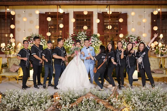 Yovans & Yessika by Double Happiness Wedding Organizer - 016