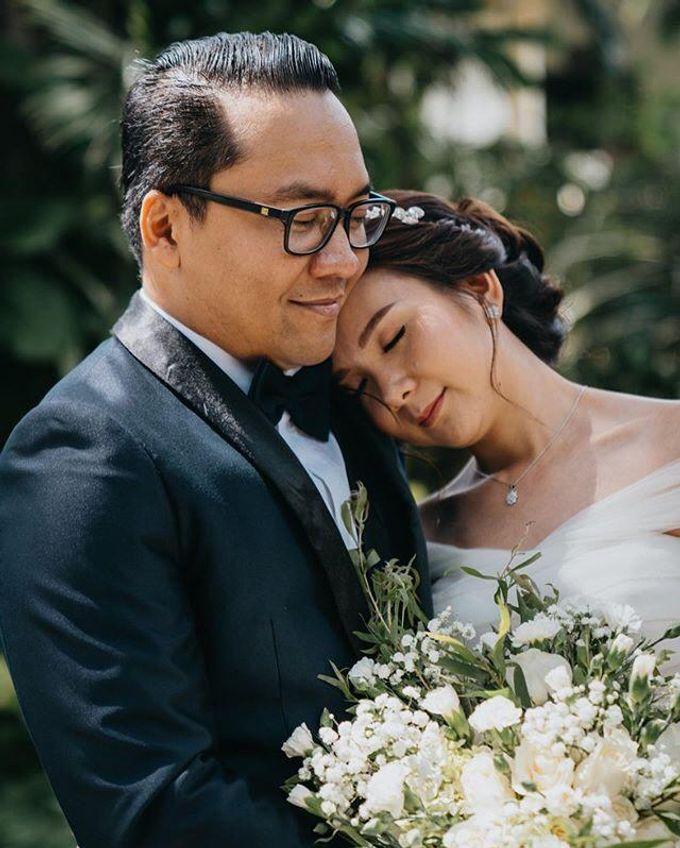 Thomas & Cathrine Wedding by APLUS DECORATION & WEDDING PLANNER - 001