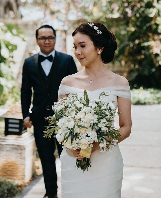 Thomas & Cathrine Wedding by APLUS DECORATION & WEDDING PLANNER - 005