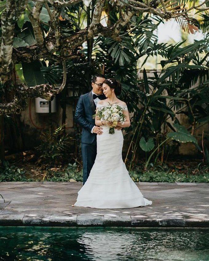 Thomas & Cathrine Wedding by APLUS DECORATION & WEDDING PLANNER - 007