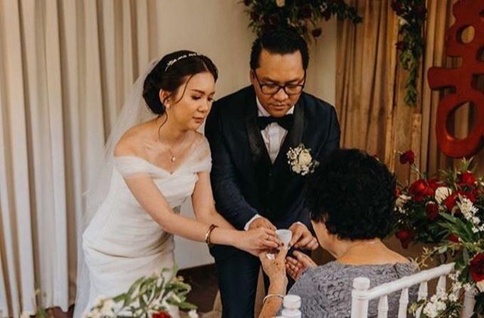 Thomas & Cathrine Wedding by APLUS DECORATION & WEDDING PLANNER - 012