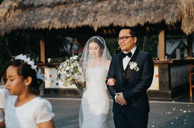 Thomas & Cathrine Wedding by APLUS DECORATION & WEDDING PLANNER - 013