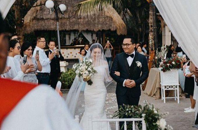 Thomas & Cathrine Wedding by APLUS DECORATION & WEDDING PLANNER - 014