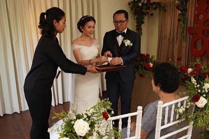 Thomas & Cathrine Wedding by APLUS DECORATION & WEDDING PLANNER - 019