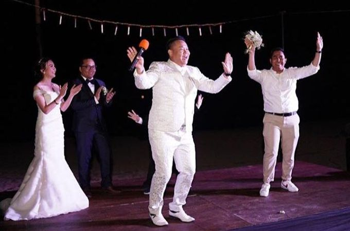 Thomas & Cathrine Wedding by APLUS DECORATION & WEDDING PLANNER - 020