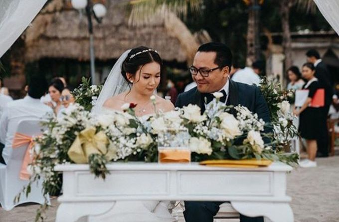 Thomas & Cathrine Wedding by APLUS DECORATION & WEDDING PLANNER - 023
