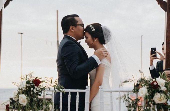 Thomas & Cathrine Wedding by APLUS DECORATION & WEDDING PLANNER - 024