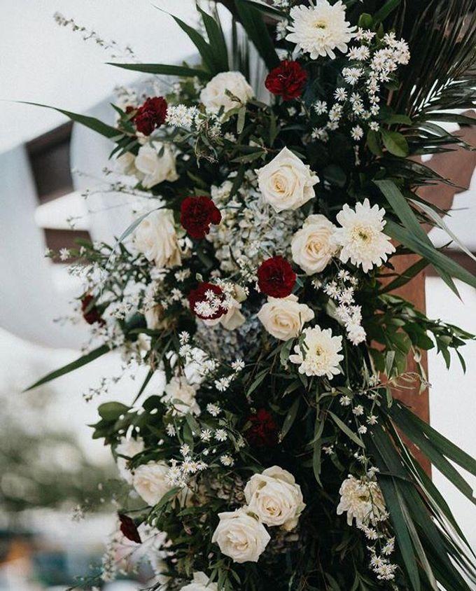 Thomas & Cathrine Wedding by APLUS DECORATION & WEDDING PLANNER - 026