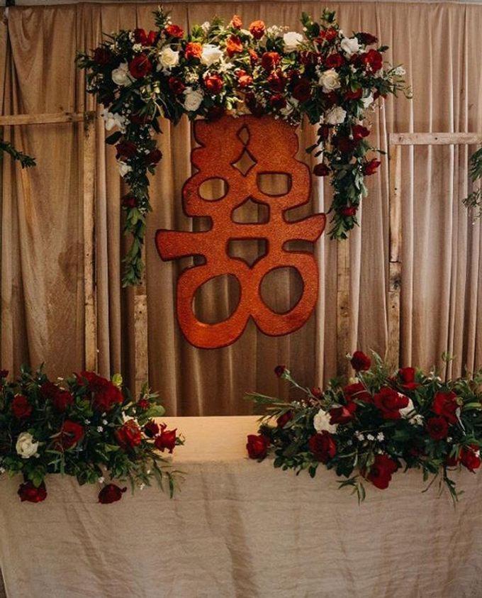 Thomas & Cathrine Wedding by APLUS DECORATION & WEDDING PLANNER - 027