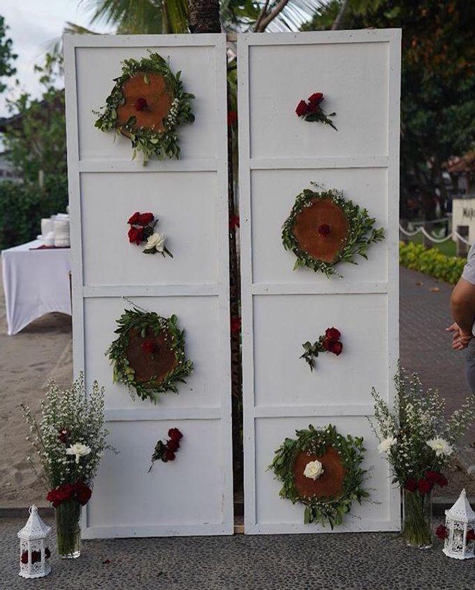 Thomas & Cathrine Wedding by APLUS DECORATION & WEDDING PLANNER - 030
