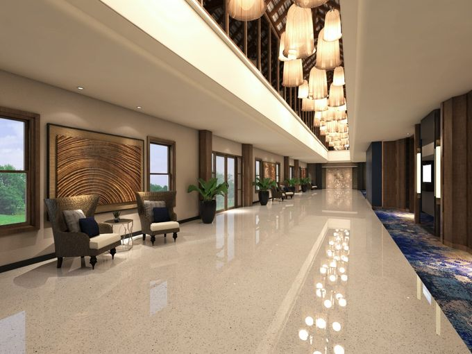 Our New Grand Ballroom & New Face of Novotel Bogor by Novotel Bogor Golf Resort and Convention Centre - 003