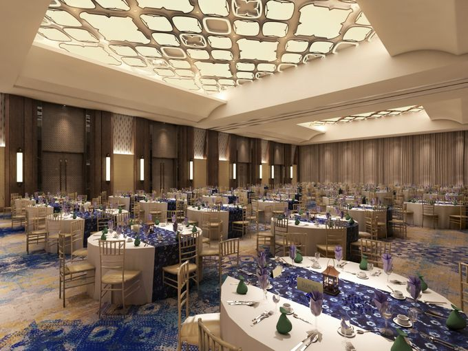 Our New Grand Ballroom & New Face of Novotel Bogor by Novotel Bogor Golf Resort and Convention Centre - 001