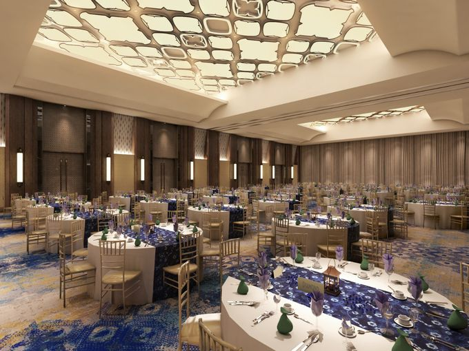 Soon! NEW Ballroom by Novotel Bogor Golf Resort and Convention Centre - 001