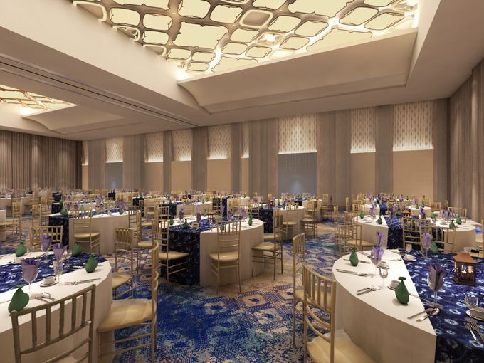 Our New Grand Ballroom & New Face of Novotel Bogor by Novotel Bogor Golf Resort and Convention Centre - 002