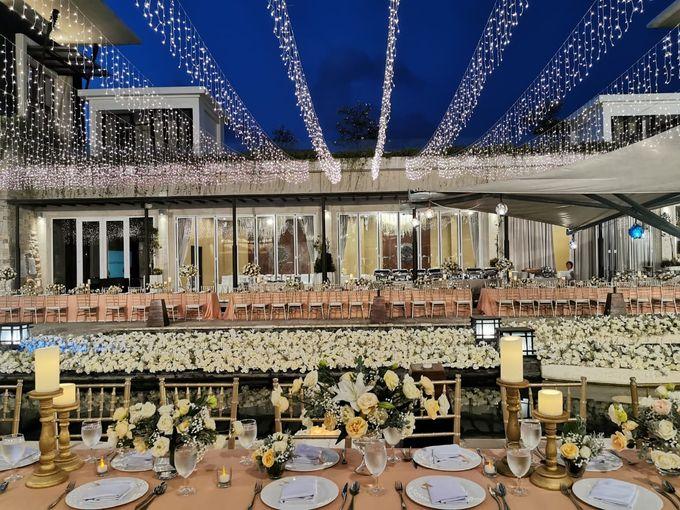 Wedding Decor at The Sakala Resort Bali by d'Oasis Florist & Decoration - 020