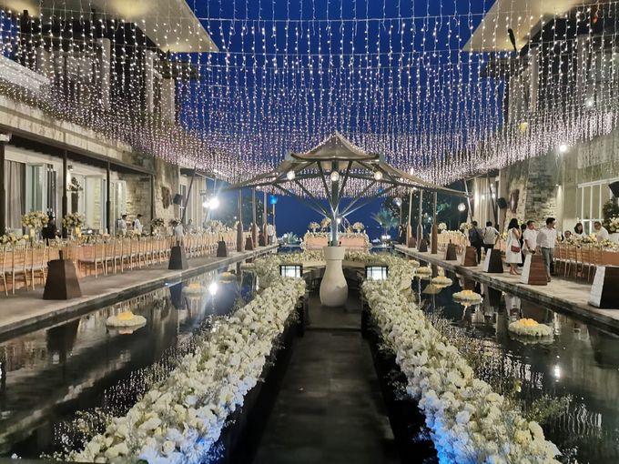 Wedding Decor at The Sakala Resort Bali by d'Oasis Florist & Decoration - 021