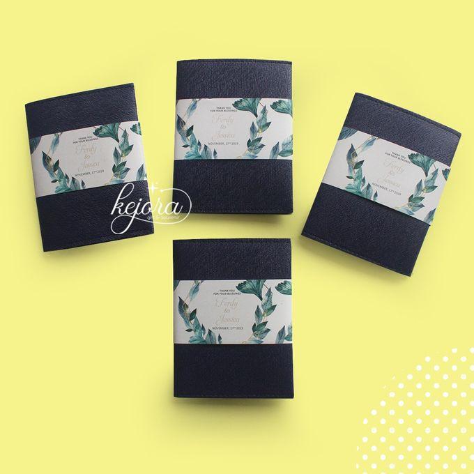Dompet kartu kancing by Kejora Gift & Souvenir - 001