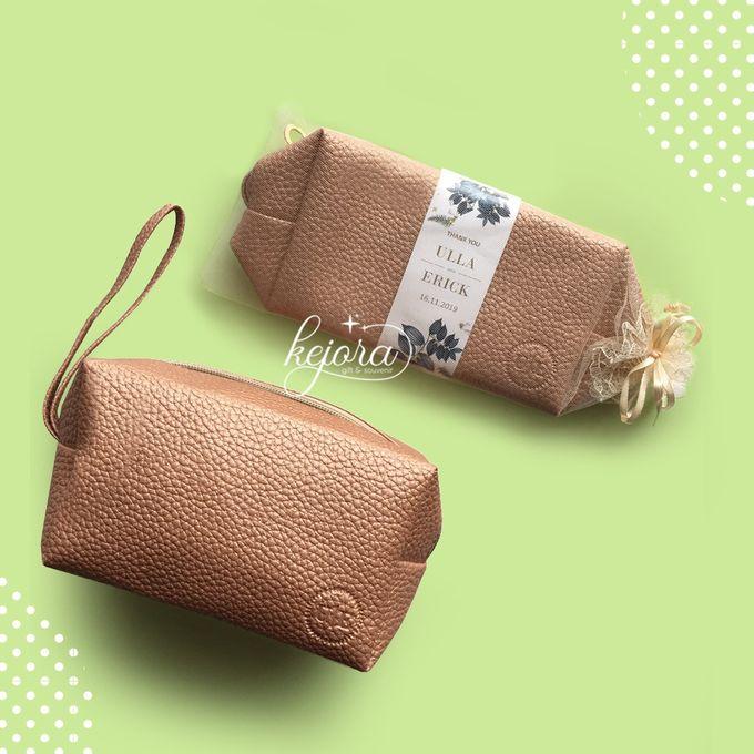 Pouch Bulat by Kejora Gift & Souvenir - 002