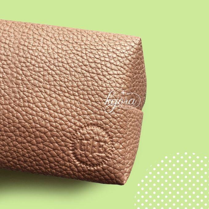 Pouch Bulat by Kejora Gift & Souvenir - 003
