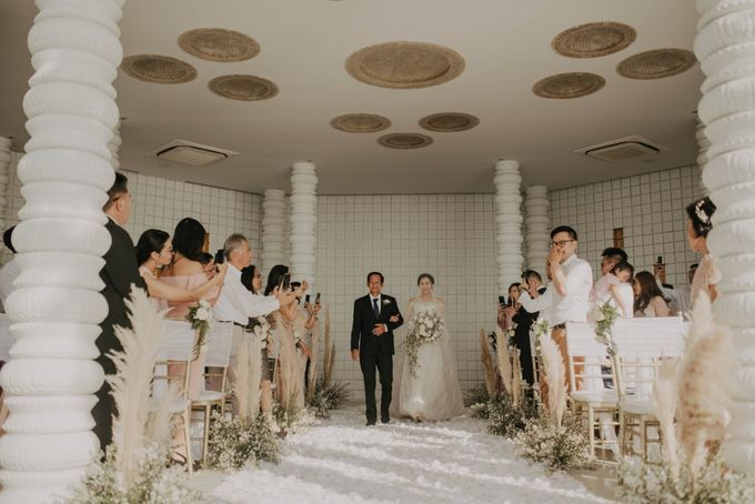 The Wedding of Anita & Kevin by Bali Eve Wedding & Event Planner - 008