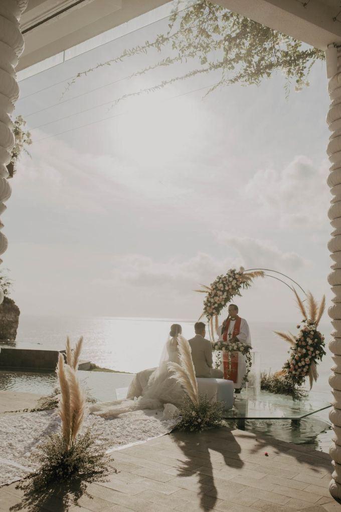 The Wedding of Anita & Kevin by Bali Eve Wedding & Event Planner - 012