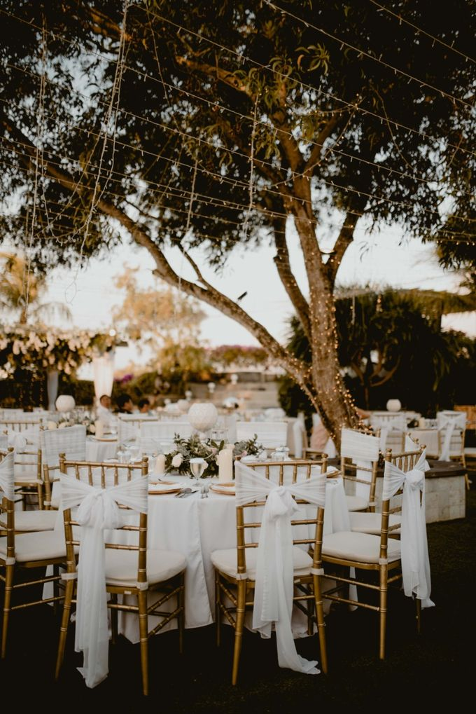 The Wedding of Anita & Kevin by LeNovelle Cake - 001